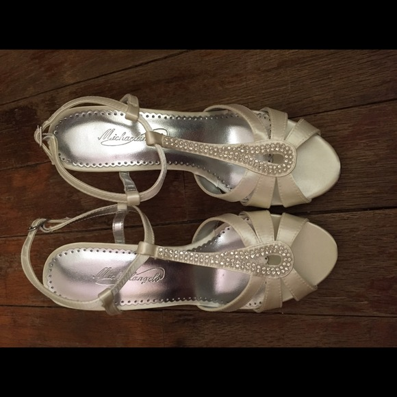 Michelangelo Wedding Shoes From Davids Bridal