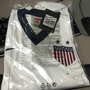 Authentic Nike USA Centennial Soccer Jersey