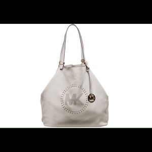  MICHAEL Michael Kors Logo Grab Shoulder Bag 