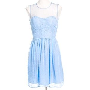 Rodarte for Target Sweet Light Blue Dress