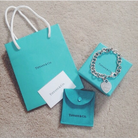 Tiffany Baby Bracelet Engraved Cheap Large Image With