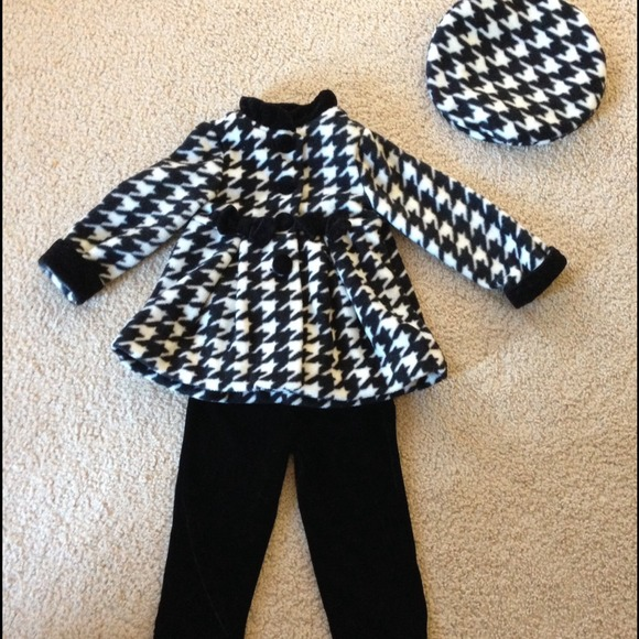 Lovely Jillianu0027s Closet Other   ON HOLDJillianu0027s Closet 3 Piece Houndstooth Outfit