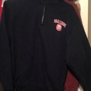 Outerwear - Ole Miss pullover.