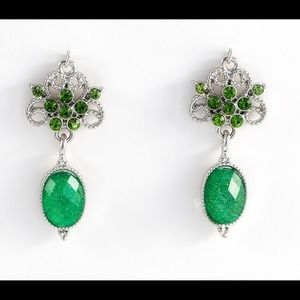 Jewelry - Crystal Bead Earring