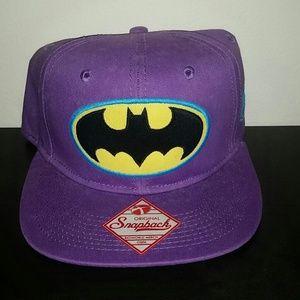 Other - Batman snapback