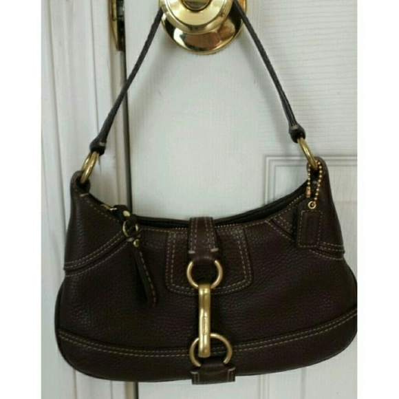 Coach - 🚨SOLD ON EBAY🚨 Coach Hamptons Clip Hobo Bag NWOT from ...