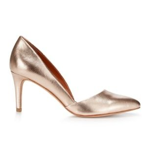 HPRebecca Minkoff Brie Pumps in Rose Gold