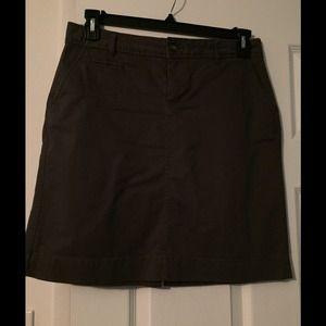 Navy skirt size 8 Old Navy