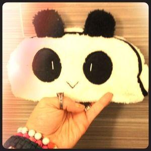 Handbags - Panda Pouch