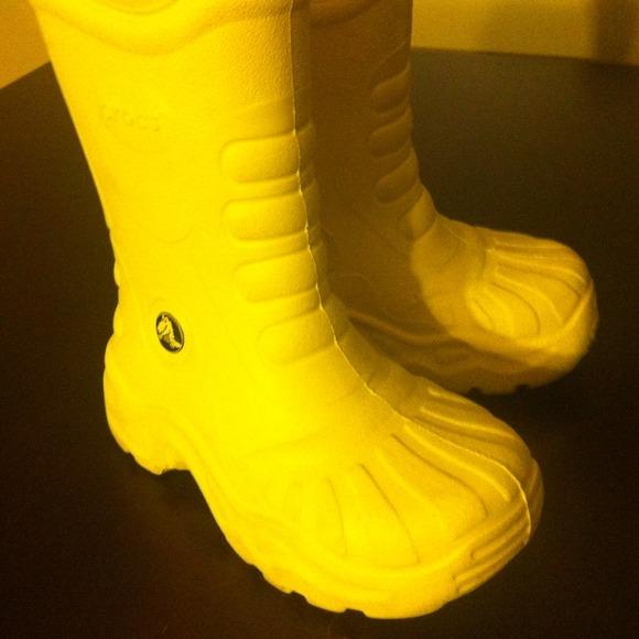ac16d23914ba Boots - Georgie Crocs rain boots