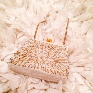 Host PickVintage 1960s Beaded Clutch