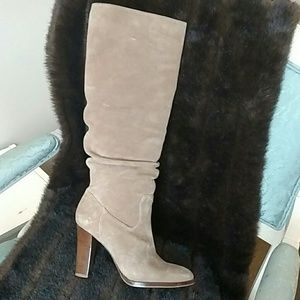 Banana Republic Suede Boots