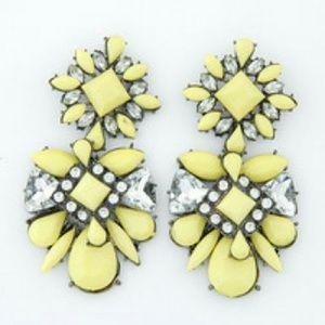 NEW Elegant Statement Earrings