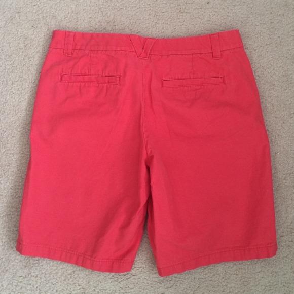 82% off GAP Pants - Gap Pink Khaki Shorts from Daren's closet on ...