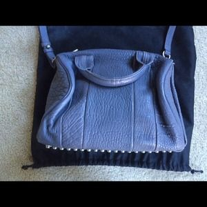 Alexander Wang rocco stud-bottom satchel bag