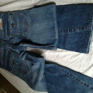Mens jeans 100 authentic true religion