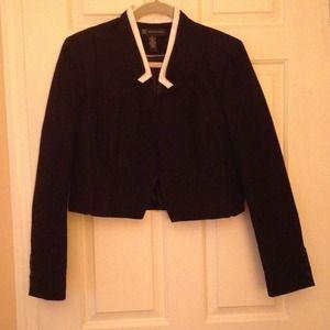 Cropped INC blazer