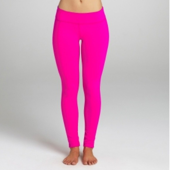 63% off beyond yoga Pants - bright pink yoga pants from Cat's ...
