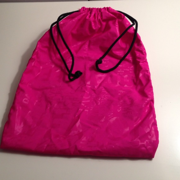 lululemon athletica - lululemon athletica drawstring bag from ...