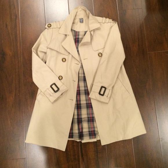 new release best wholesaler top-rated official Zara Kids trench coat