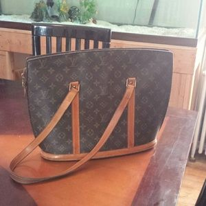 100% AUTHENTIC LOUIS VUITTON BABYLONE BAG