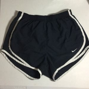 Navy Blue Nike Tempo Shorts