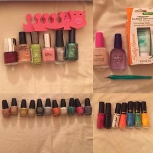 35% Off Forever 21 Other - Love And Beauty (Forever 21) Nail Polish Bundle From Bethanyu0026#39;s Closet ...