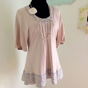 Anthropologie tunic or mini dress