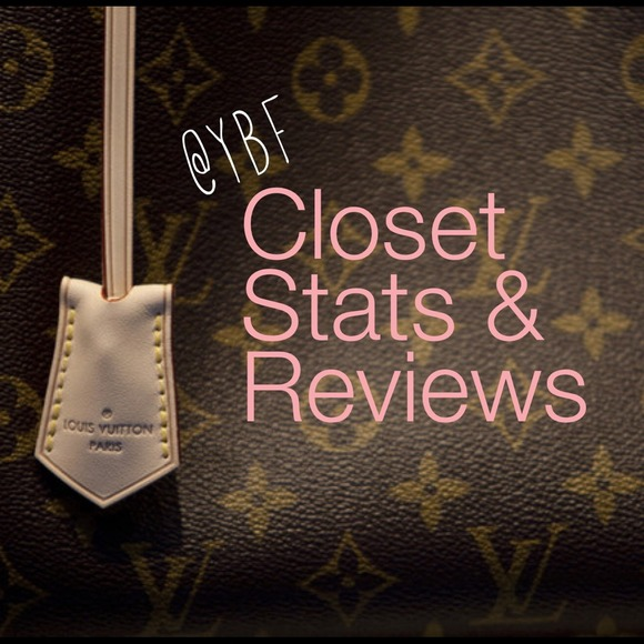 Vintage Handbags - @ybf's Seller Stats & Reviews