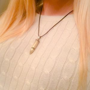 Jewelry - VF Crossfire Bullet Necklace
