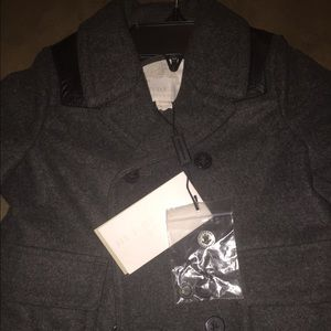 Burberry Wool Peacoat Sz. 18 Months Infant/Toddler