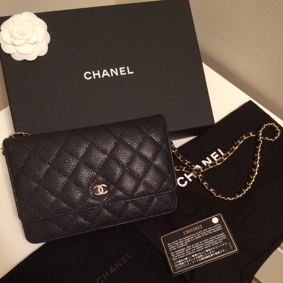 CHANEL - Chanel WOC from P's closet on Poshmark