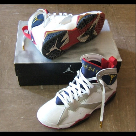 new product 6443c 1b711 Jordan Shoes - Olympics 7s