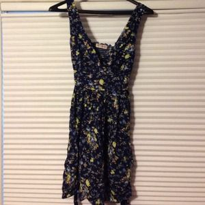 ModCloth Dresses & Skirts - Blue floral dress