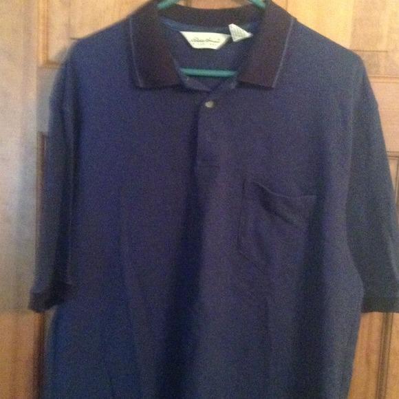 66 Off Eddie Bauer Other Eddie Bower Polo Shirt Men 39 S