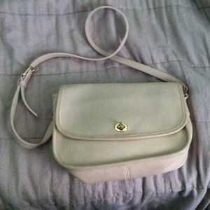 Vintage Coach City bag 9790