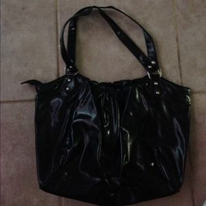 Used Black Pac Sun Purse: Kirra