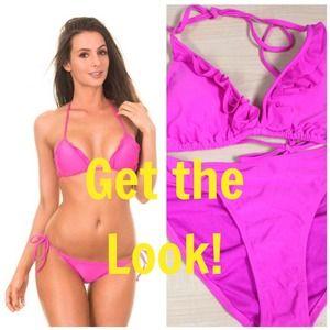 Outerwear - Pink bikini