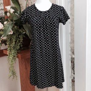 Comfy t-shirt dress