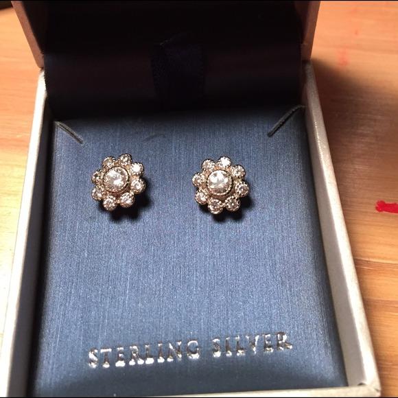 Sterling Silver Earrings From Kellen's