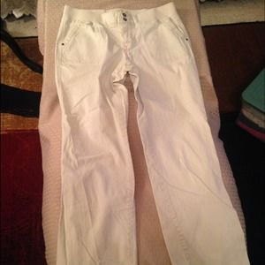 47622d889506f Sonoma Life Style Pants - Sonoma Life Style white pant