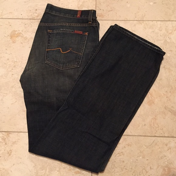 7 for all Mankind - 🚫SOLD🚫7 for all mankind men's jeans from ...