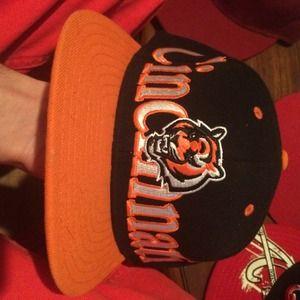 Cincinnati Bengals snap back
