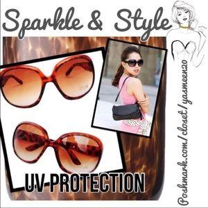 Tortoise classic sunglasses