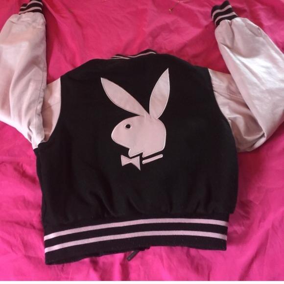 Playboy bunny jacket