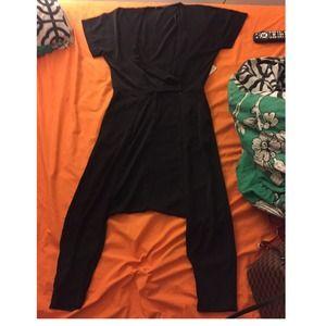b4a1ec98941 Zara Pants - Zara Harem Jumpsuit