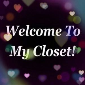 Welcome to my closet!!