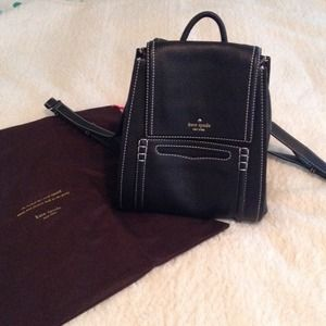 Kate Spade Cobble Hill leather backpack