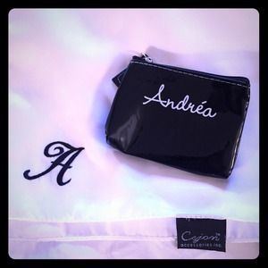 Andrea Handkerchief and coin purse new w/out tags