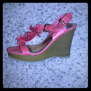 Madden Girl wedges size 6.5